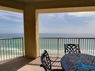 Grand Panama 1707-Beachfront Private Balcony-Rooftop Pool-Gulf Side Hot Tubs- - Panama City Beach vacation rentals