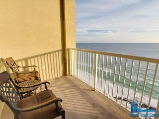 Grand Panama 1808-Gulf Front-Balcony-Pools-Hot Tubs-BBQ-Picnic-Fitness- - Panama City Beach vacation rentals