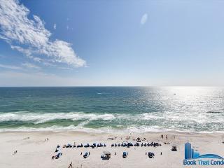 Boardwalk 1206. Gulf Front! Stunning Views! 1 Bed, 1 Bath. Sleeps 6. - Panama City Beach vacation rentals
