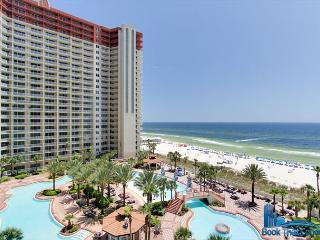 Refresh b4 and after incredible show on 1/26, with some CLEAR Beach views! - Panama City Beach vacation rentals