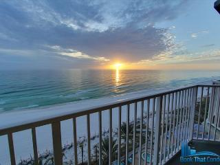Boardwalk 805. Newly remodeled, newly furnished! 1 Bed, 1 Bath. Gulf Front! - Florida Panhandle vacation rentals