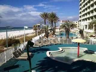 Boardwalk 2103-2 Bed/2 Bath-Gulf Front-Sleeps 6-Best Location on the Beach - Panama City vacation rentals