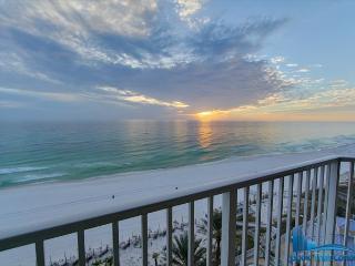 Boardwalk 1405. Newly remodeled, newly furnished! Gulf Front! - Panama City Beach vacation rentals