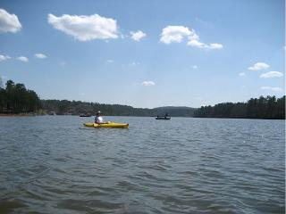 Lakehouse with 2 master BR's, hot tub, kayaks - Delta vacation rentals