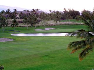 Spacious 2 Bed/2 Bath Unit w/ Loft on Golf Course - Waikoloa vacation rentals
