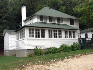 Two-Lake Cottage with Up North Charm - Onekama vacation rentals