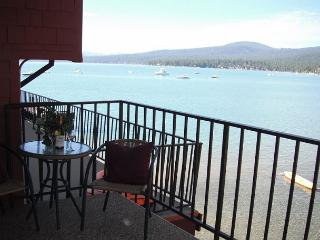 Perfect Condo with Balcony and DVD Player - Tahoe Vista vacation rentals