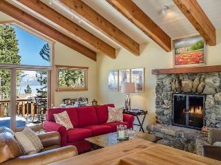 Lakeview Dollar Point Home with Hot Tub - Tahoe Vista vacation rentals