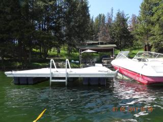 family cabin on lake - Philipsburg vacation rentals
