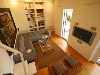 Pantheon Hi Tech Terrace Penthouse. - Rome vacation rentals