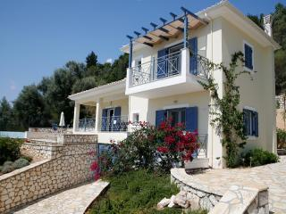 Luxury Villa with amazing views & infinity pool - Perigiali vacation rentals