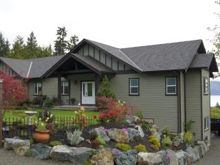 Private Ocean View Guest Suite in Mill Bay, B.C. - Cobble Hill vacation rentals