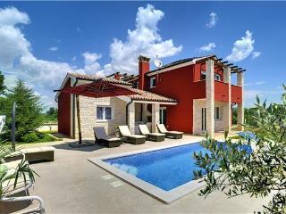 4 bedroom Villa in Marcana, Istria, Bratulici, Croatia : ref 2234378 - Bratulici vacation rentals