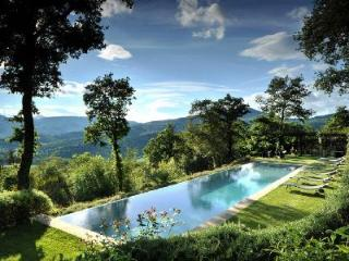 Arrighi part of a magnificent 11th century estate with staff & infinity pool - Umbria vacation rentals