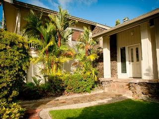 15% off Fall! Beautiful, Spacious, Ocean Views with AC, close to Queens Bath - Princeville vacation rentals