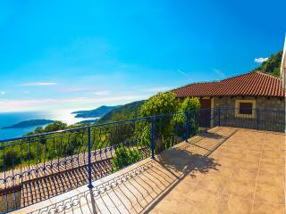 Stone house with sun terrace and superb sea views - Budva vacation rentals