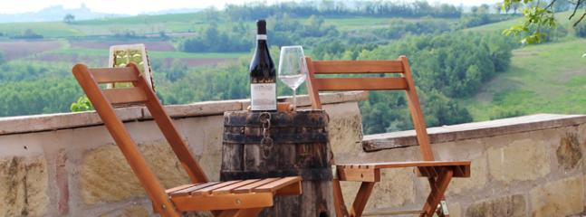 Amazeing view, complete relax and great comfort - Frassinello Monferrato vacation rentals