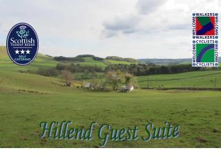 Hillend Guest Cottage Quality Self Catering - Moffat vacation rentals