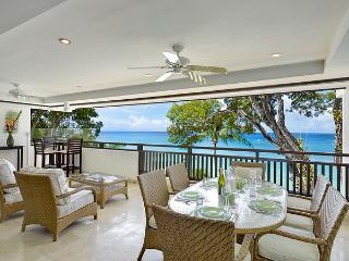 Coral Cove 7 - Sunset at Payne's Bay, Barbados - Beachfront, Use Of Beach Chairs At Coral Cove - Paynes Bay vacation rentals