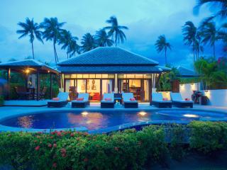 Villa 05 - Great Value Beach Front Villa with Pool - Plai Laem vacation rentals