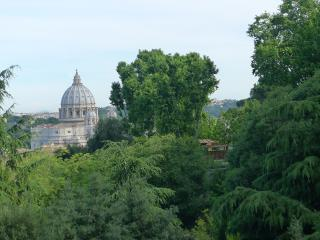 APARTMENT GIANICOLO HILL (perfect for families) - Rome vacation rentals