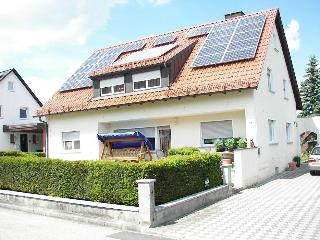 Vacation Apartment in Hirschau - 1076 sqft,  high standard,comfortable,spacious, clean, (# 243) - Wolframs-Eschenbach vacation rentals