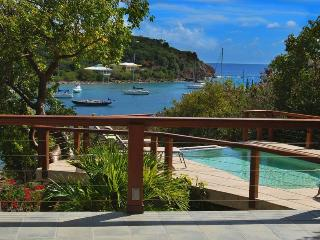 Ebb Tide: Waterfront! Path to the Shore! - Chocolate Hole vacation rentals