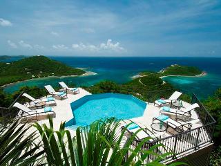 Island Rider: Luxury Villa with Amazing Views! Pool and Hot Tub! - Saint John vacation rentals