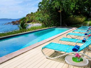 Sunset Beach: Beachfront Villa! - Chocolate Hole vacation rentals