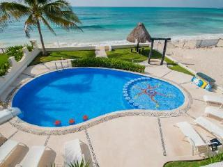 Beautiful Beachfront Villa Paradise - Enjoy Tranquility & Relaxation at its Best - Playa Paraiso vacation rentals