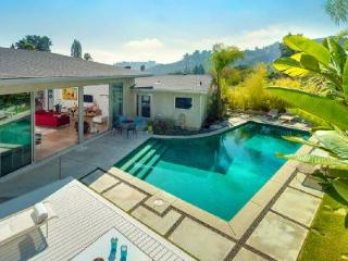 Lilypool - Discover Los Angeles in a Luxurious Villa with Private Swimming Pool - Hollywood vacation rentals