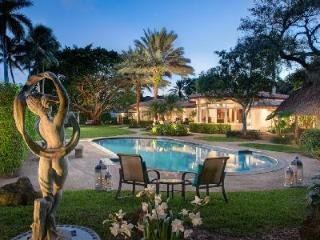 Waterfront Shady Banks Estate, fully gated with heated pool, hot tub & boat house - Fort Lauderdale vacation rentals