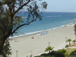 Beautiful place on quiet Beach - Limassol vacation rentals