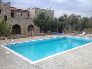 Io villa 1 a castle in Stoupa - Stoupa vacation rentals