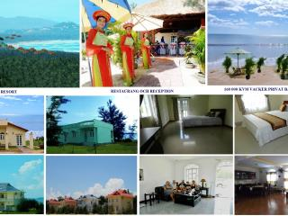 Family villa on private beach in 3* resort - Tuy Hoa vacation rentals