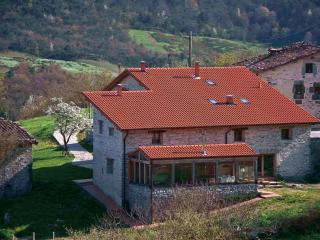 Zelaikoetxe,  house in the fields in Ayala Valley - Basque vacation rentals