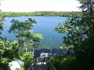 Directly on Sheep Pond with views & dock  -  BR0531 - Brewster vacation rentals