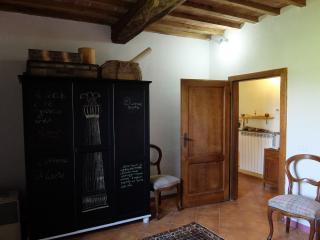 La casella, podere Capannacce Horse Farm - Asciano vacation rentals