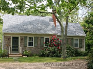 1247 - ADORABLE CAPE LOCATED CLOSE TO MORNING GLORY FARM AND OFFERS ASSOCIATION TENNIS - Martha's Vineyard vacation rentals