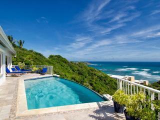 SPECIAL OFFER: St. Martin Villa 195 Overlooks Beautiful Dawn Beach On The Island Of St. Maarten. - Dawn Beach vacation rentals