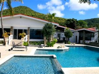Diamond Chateau St. Martin Villa 196 Unparalleled Privacy, Breathtaking Views Of Simpson Bay Lagoon. - Guana Bay vacation rentals