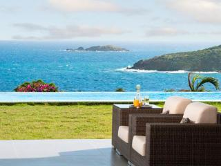 SPECIAL OFFER: St. Martin Villa 198 The Spectacular Views, The Back-drop Of Sky, Sea And This Lovely Villa With White Accents Is - Dawn Beach vacation rentals