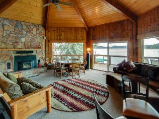 Unique lakefront home with space for seven! - Harrison vacation rentals