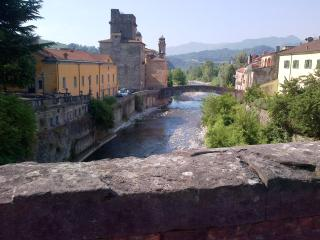 la cartiera sul fiume - the papier mill - apt T - Pontremoli vacation rentals