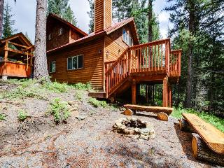 Quiet, peaceful cabin with firepit and forest views - McCall vacation rentals