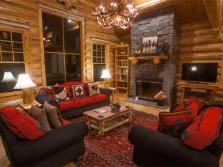 3 bed /2.5 ba- GRANITE RIDGE CABIN 7560 - Jackson Hole Area vacation rentals