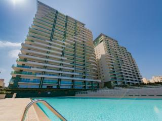 Luxury Apt in Fort Cambridge, Sliema with Pool - Sliema vacation rentals