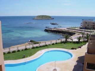 Nice 1 bedroom Es Canar Condo with A/C - Es Canar vacation rentals
