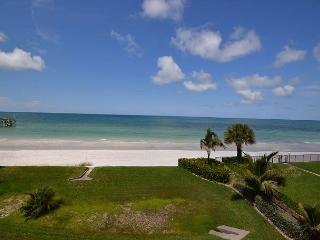 La Contessa 210 - Spectacular Gulf Front Corner Condo with Upgrades Galore! - Redington Beach vacation rentals
