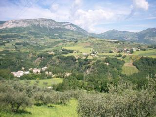 Casa nella campagna pescarese con ampio giardino - - Civitaquana vacation rentals